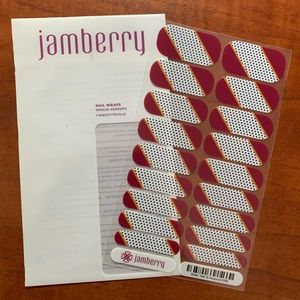Jamberry Fall Regional 2016 exclusive. Full sheet
